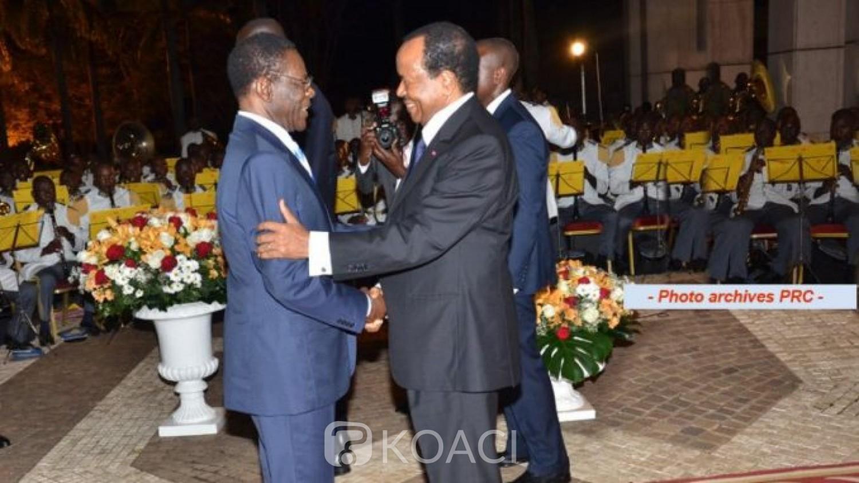 Cameroun-Guinée Equatoriale : Que contient l'accord de défense et de sécurité signé entre Yaoundé et Malabo ?