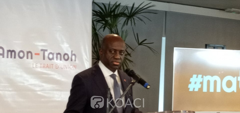 Côte d'Ivoire : Présidentielle 2020, Amon Tanoh Marcel annonce sa   candidature