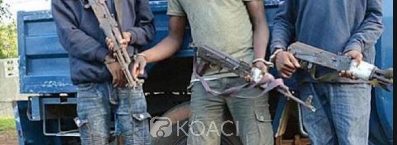 Côte d'Ivoire : Yamoussoukro-Attiégouakro, des coupeurs de route présumés ouvrent le feu sur un véhicule, 01 mort