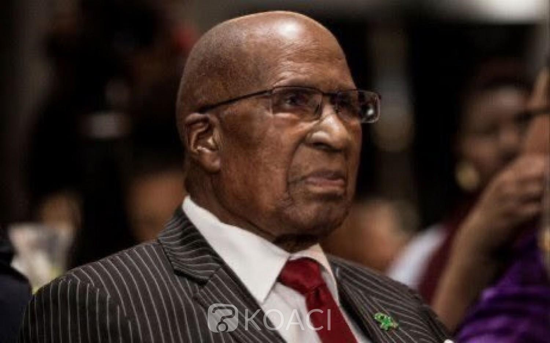 Afrique du Sud : Mort à 95 ans d'Andrew Mlangeni, célèbre compagnon de Nelson Mandela