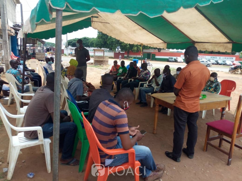 Côte d'Ivoire : Bouaké, au sein d'une plateforme, les opposants de Gbêkê saluent la mémoire de Moctar Diallo