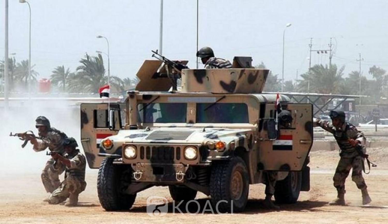 Egypte : Sinaï, l'armée annonce avoir déjoué une attaque «terroriste»