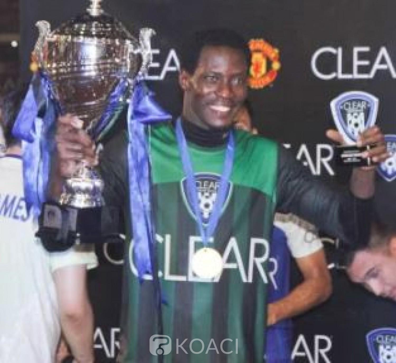 Côte d'Ivoire : Décès en Philippines de Roland Sadia,  ex  gardien de but de l'Africa sport