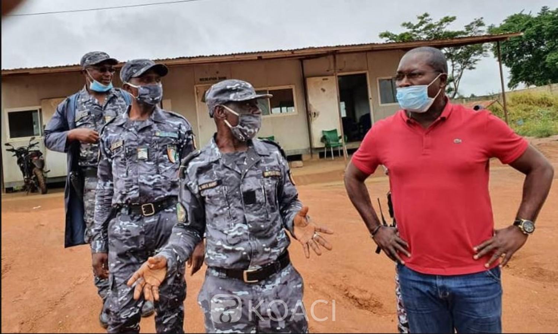 Côte d'Ivoire : Akoupé, deux policiers et un gendarme « racketteurs » épinglés