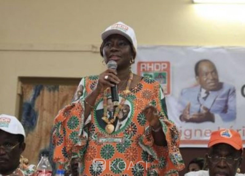 Côte d'Ivoire : Décès de Gon, Kandia Camara  révèle que le RHDP n'avait pas prévu de plan B  et pense  que Ouattara doit briguer un autre mandat