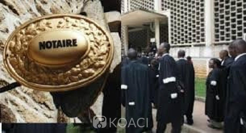 Côte d'Ivoire : 115 Clercs stagiaires de notaires opposés à l'organisation de leur examen professionnel accusent la Chambre de tirer les ficelles