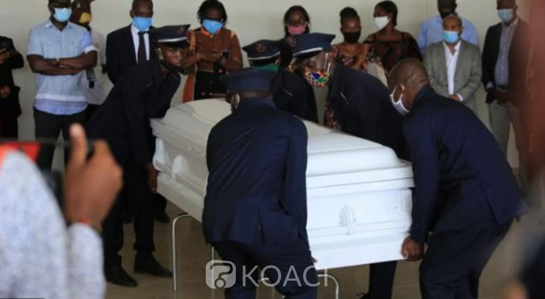 Côte d'Ivoire : Décédé aux USA, NST Cophie's inhumé le samedi 1er août à Dimbokro sur la terre de ses ancêtres