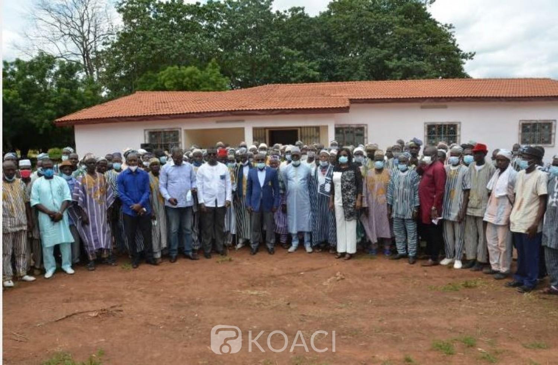 Côte d'Ivoire : Présidentielle, les cadres et élus du Hambol s'engagent à payer la caution de Ouattara