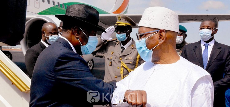 Mali :  La CEDEAO recule pour tenter un compromis à la crise ce lundi