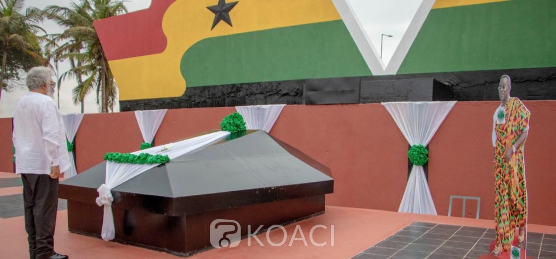 Ghana :  Actes et paroles en mémoire de John Atta Mills