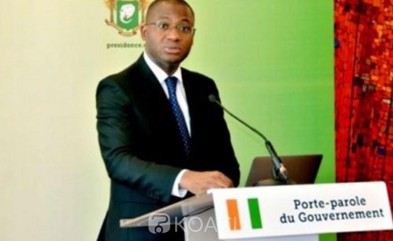 Côte d'Ivoire : Appels à la dissolution des CEI Locales, un « moyen pour une partie de l'opposition de gagner du temps », estime le Gouvernement
