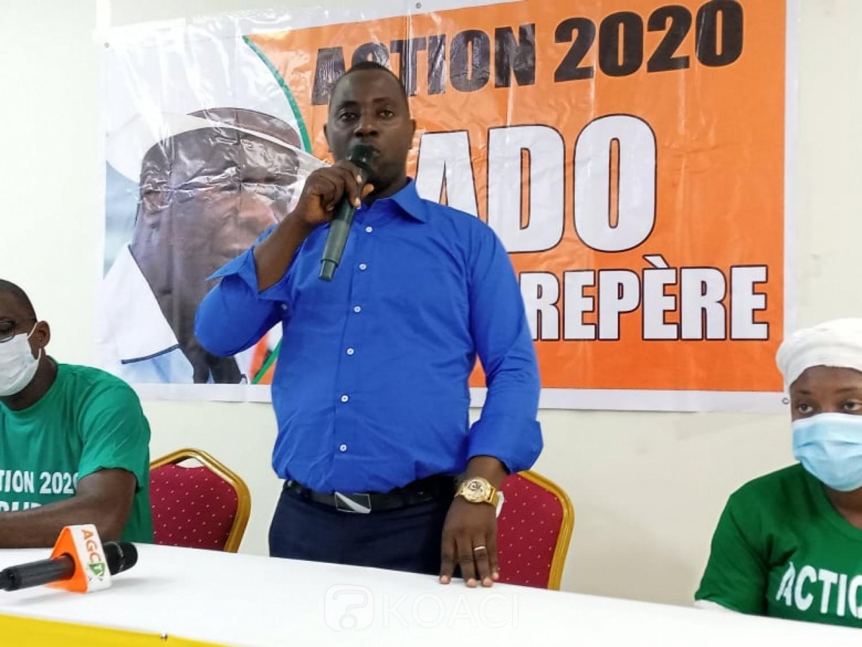 Côte d'Ivoire : RHDP, Kader Fofana à propos de l'incident malheureusement du palais de la culture : «Nous avons agit hier sous l'effet de l'émotion »