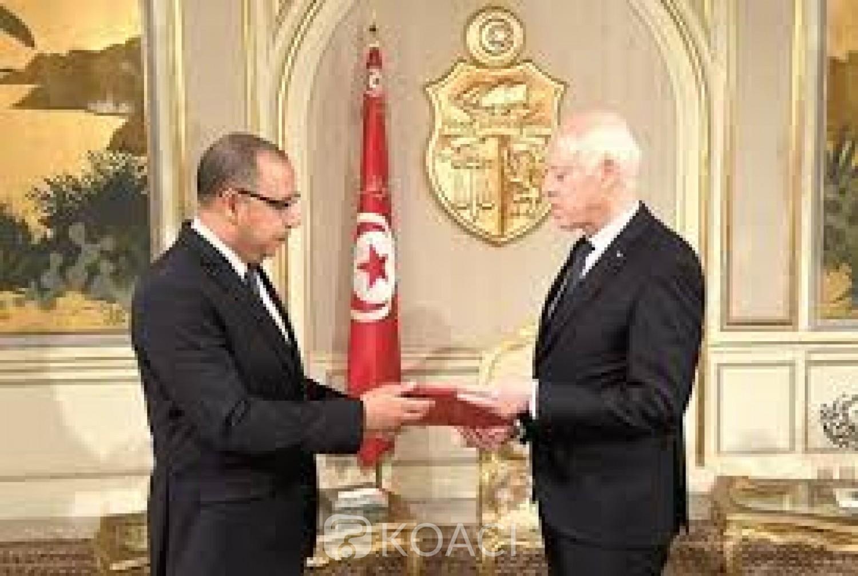 Tunisie : Kais Saïed désigne le ministre de l'intérieur comme Premier Ministre