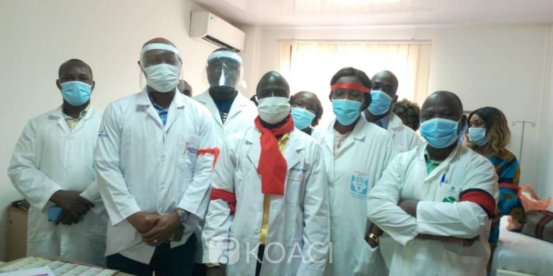 Côte d'Ivoire : Mécontents, des agents de santé du ministère de l'éducation nationale interpellent Kandia et le chef de l'Etat