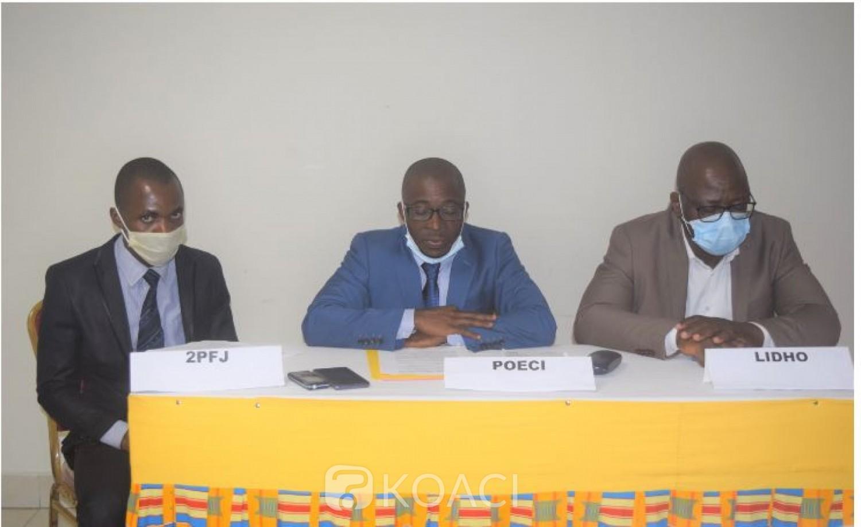 Côte d'Ivoire : Décision  de la cour africaine, des OSC  exhortent toutes les parties à faire preuve d'engagement citoyen pour préserver la paix