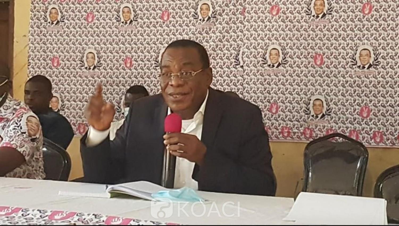 Côte d'Ivoire : Présidentielle, Affi N'Guessan officiellement candidat de sa frange FPI