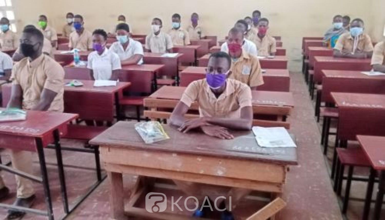 Côte d'Ivoire : Baccalauréat 2020, des fraudeurs épinglés au premier jour de composition
