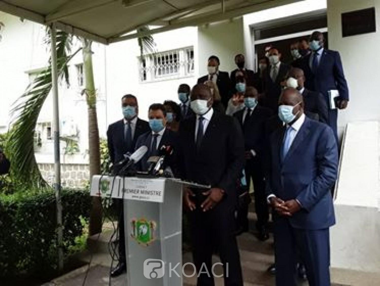 Côte d'Ivoire : Le gouvernement d'accord pour la reprise des élections au niveau des CEI locales, appelle le PDCI à occuper sa place dans la commission centrale