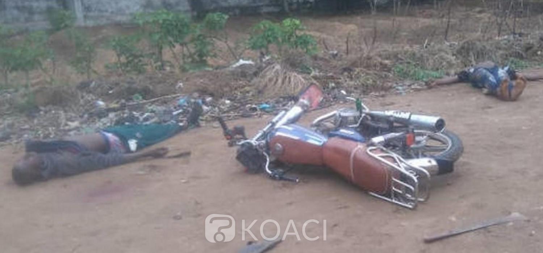 Togo :  Rapport de la CNDH sur deux présumés braqueurs abattus par le GIPN