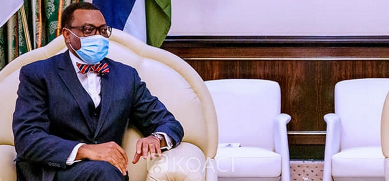 Afrique :  Blanchi, Akinwumi Adesina proche de sa réélection à la BAD