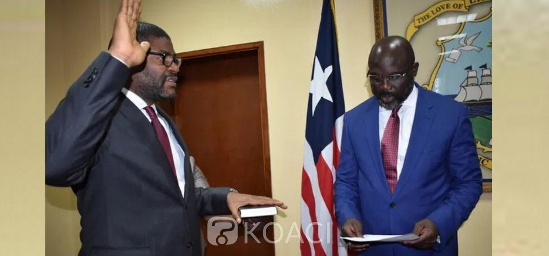 Liberia :  Démission du ministre Findley des Affaires étrangères