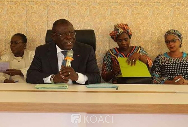 Côte d'Ivoire : Cissé Bacongo : «  L'opposition est  hébétée et en panne sèche d'offre politique face au bilan du pouvoir »