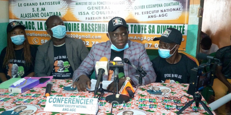 Côte d'Ivoire : Présidentielle 2020, un mouvement de soutien à Gon demande pardon à Ouattara d'accepter de faire un 3ème mandat pour la mémoire du défunt