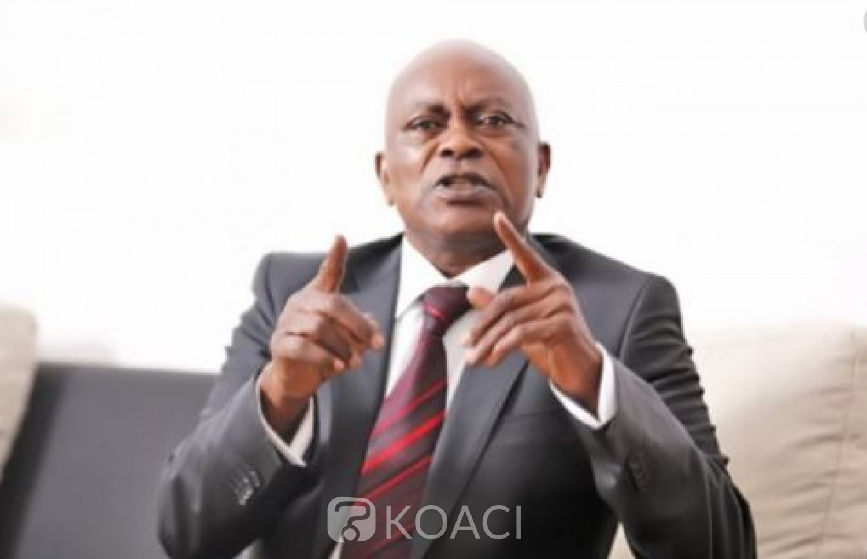 Côte d'Ivoire : Anaky Kobenan parle aux hauts responsables du RHDP : « Marquer une pause et porter un regard rétrospectif sur l'histoire »