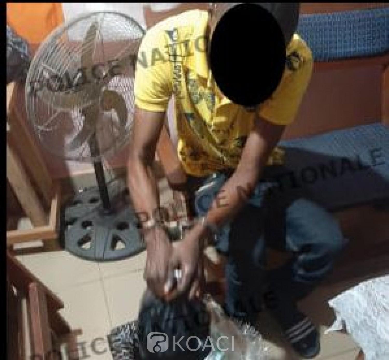 Côte d'Ivoire : Il simule son braquage pour garder par devers lui la somme de 20 millions FCFA
