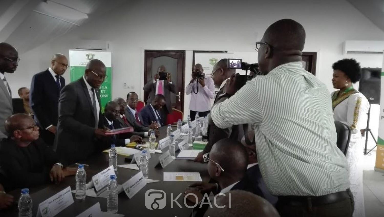 Côte d'Ivoire : De nouveaux membres de la Haute autorité de la Bonne gouvernance nommés et prorogation du mandat jusqu'au 31 décembre 2020