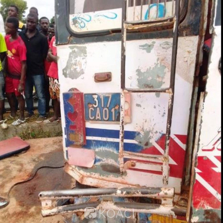 Côte d'Ivoire : Soubré, plusieurs victimes dans un accident de circulation dont deux décès