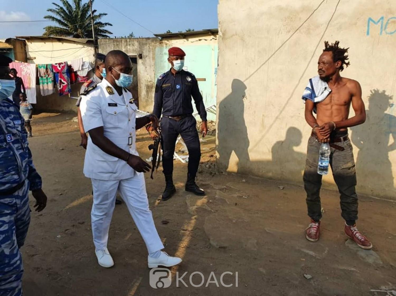 Côte d'Ivoire : A Yopougon, lors d'une course poursuite avec un dealer un gendarme tue accidentellement son collègue