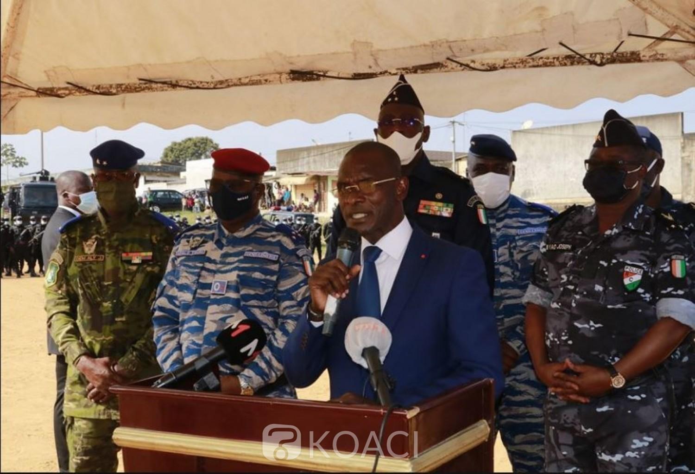 Côte d'Ivoire : Lancement de l'opération « Vacances Sécurisées » 5 à  trois  mois de l'élection présidentielle