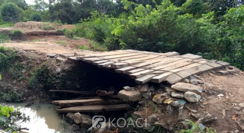 Côte d'Ivoire : A Ferkessédougou, deux petites filles décèdent tragiquement après avoir trébuché d'un pont de fortune