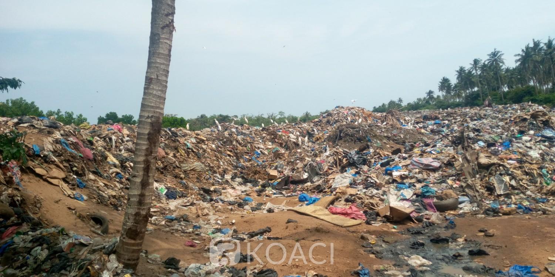 Côte d'Ivoire : Mondoukou, un site de transit d'ordures, transformé en décharge à ciel ouvert qui gêne, le cri d'alarme des riverains