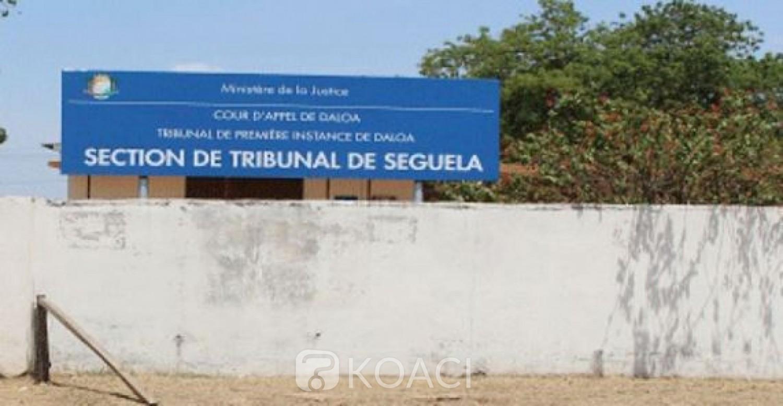 Côte d'Ivoire : Un tribunal condamne un braqueur présumé à la prison à vie