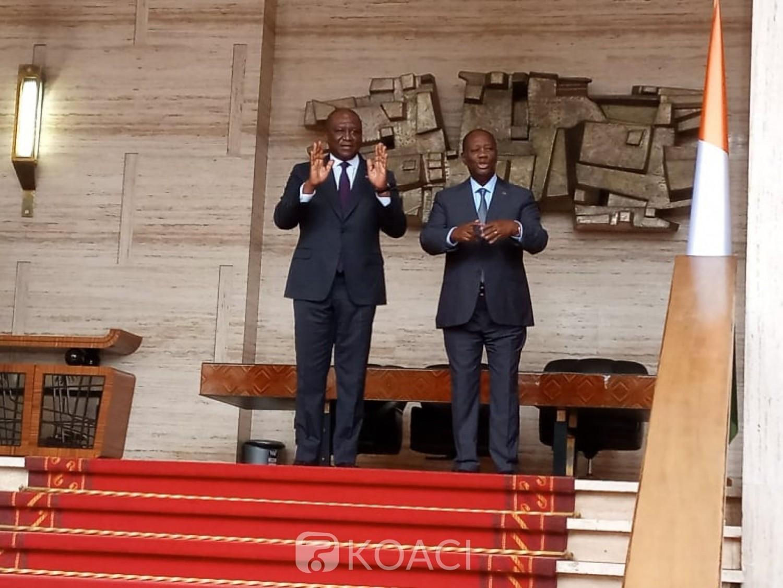 Côte d'Ivoire :  Hamed Bakayoko, nommé Premier ministre, ministre de la défense