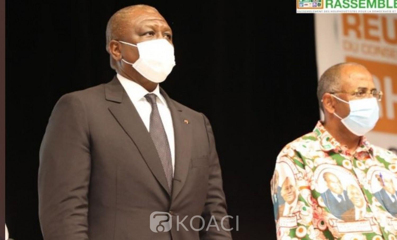 Côte d'Ivoire : Patrick Achi félicite Hamed Bakayoko après sa nomination et martèle : « Nous réussirons! »