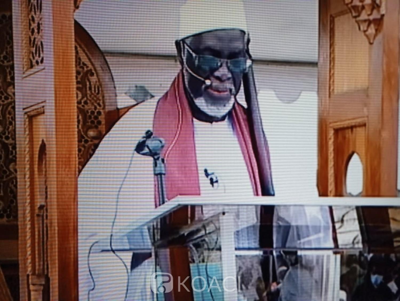 Côte d'Ivoire : Célébration de l'Aïd-el-Kebir, inquiet de la situation politique, le Président du COSIM invite les hommes politiques à éviter au pays une crise à la veille de l'élection présidentielle