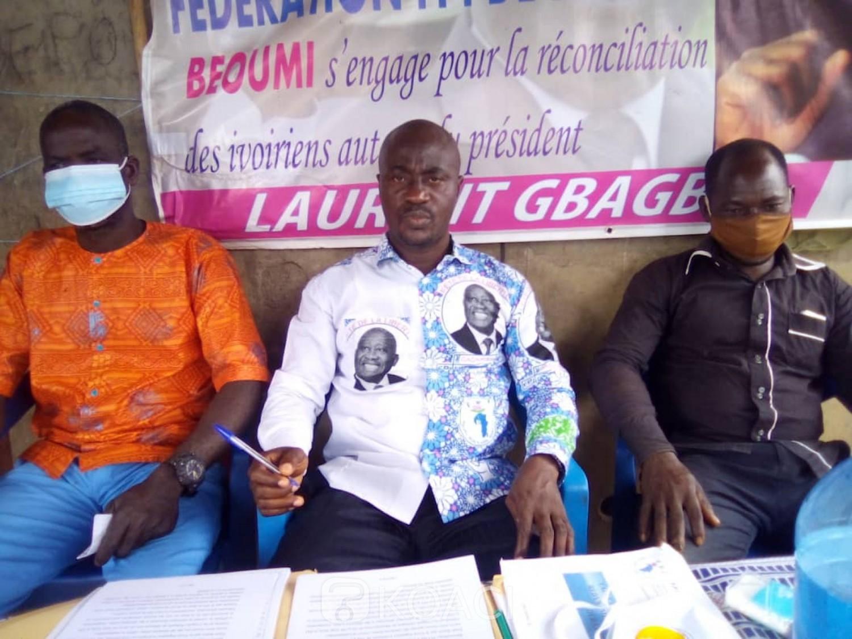 Côte d'Ivoire : Béoumi, en attendant son retour, des militants FPI en phase avec la candidature de Gbagbo