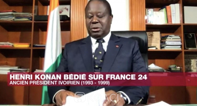 Côte d'Ivoire : Menace sur la candidature, Henri Konan Bedié s'est-il retiré à temps du Conseil Constitutionnel?