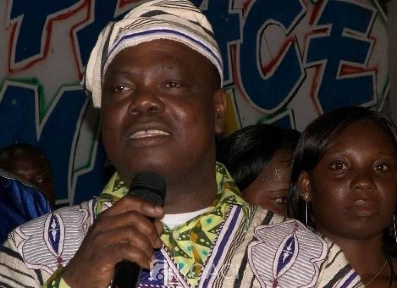 Côte d'Ivoire : UDPCI, Blé Guirao nouveau secrétaire général en remplacement du Ministre Laurent Tchagba