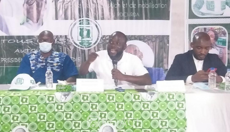 Côte d'Ivoire : Présidentielle octobre, les jeunes du PDCI et du FPI s'engagent pour obtenir la refonte de la CEI avant le scrutin