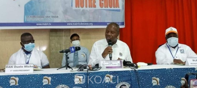 Côte d'Ivoire : Affaire dette et huissiers, Mabri à propos de Méambly : « Je ne trouve pas utile de répondre dans la presse à tout ce qu'il raconte »