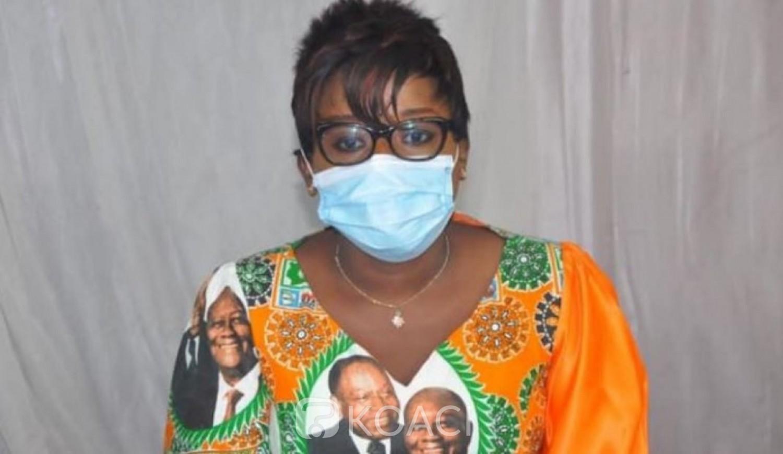 Côte d'Ivoire : RHDP, la présidente de la jeunesse estudiantine Nouan Gninsah annonce sa démission