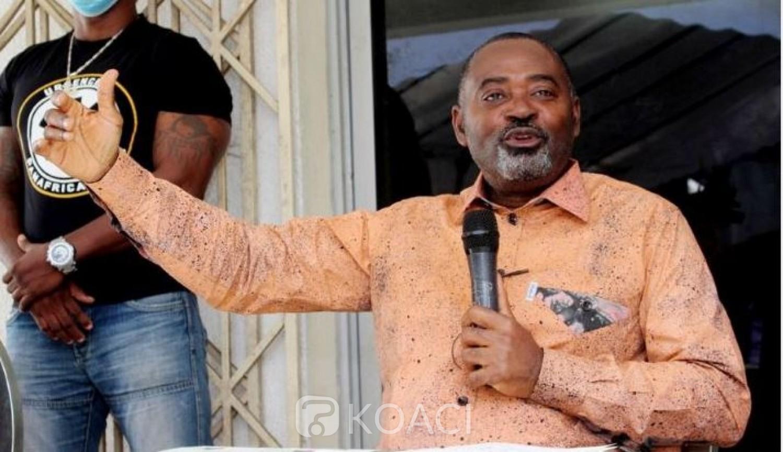 Côte d'Ivoire : Présidentielle 2020, Gnamien Konan martèle : « Respectez la durée de vos mandats ! »