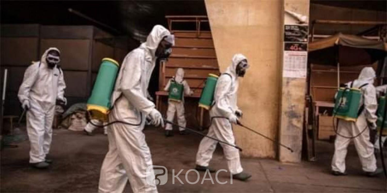 Burkina Faso : Coronavirus, un nouveau décès enregistré après deux mois, portant ce total à 54