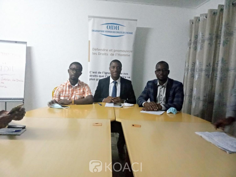 Côte d'Ivoire : CPI, pour l'OIDH l'appel de Bensouda sera rejeté, 3ème mandat de Ouattara «il appartient au Conseil Constitutionnel de trancher»