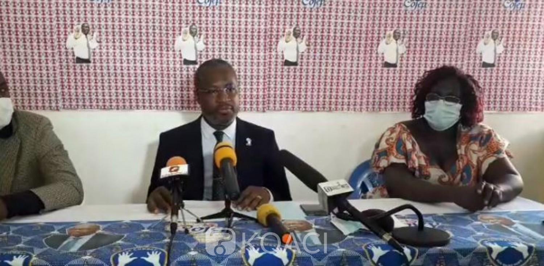Côte d'Ivoire : Blé Goudé retiré de la liste électorale, son parti, le Cojep dénonce l'instrumentalisation de la justice à des fins politiciennes