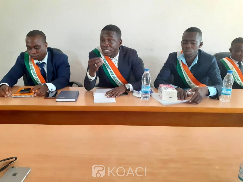 Côte d'Ivoire : Société civile, Josué Vah, président du parlement des jeunes se retire de la 2PFJ